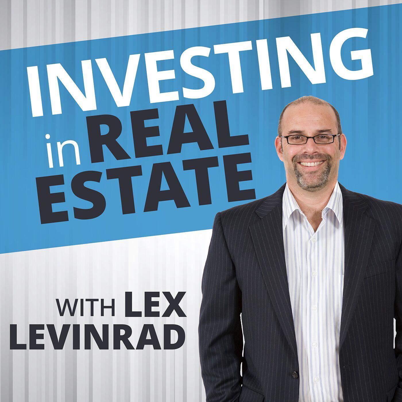 Lex Levinrad Real Estate Investor, Speaker, Author & Mentor